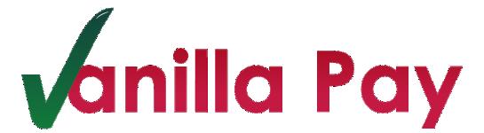 Logo paiement Vanilla Pay