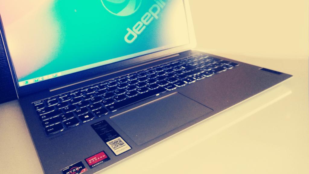 Activer le Touchpad d'un Lenovo IdeaPad 5 sous Linux Debian | smart-tech.mg