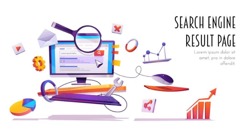 Comment lire les pages de résultats des moteurs de recherche (SERP) | smart-tech.mg
