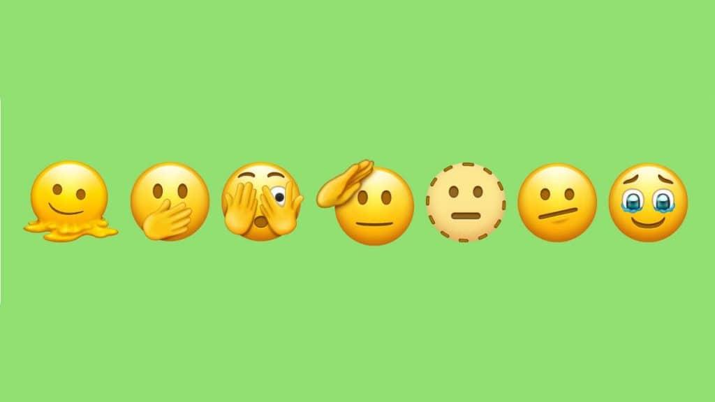 Les nouvelles emojis de 2021 – 2022 | smart-tech.mg