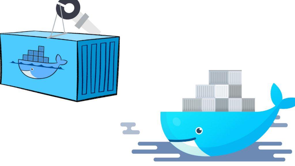 Les différents manières de déplacer un conteneur docker vers une autre machine | smart-tech.mg